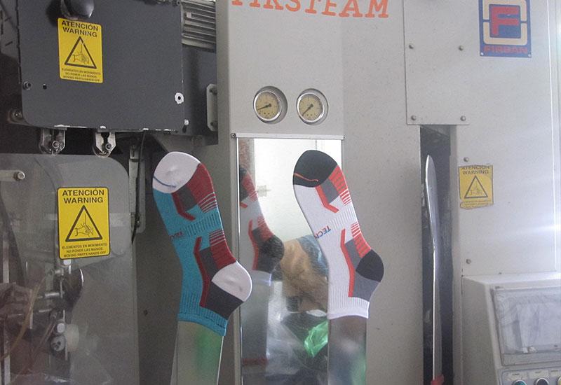Fábrica de calcetines