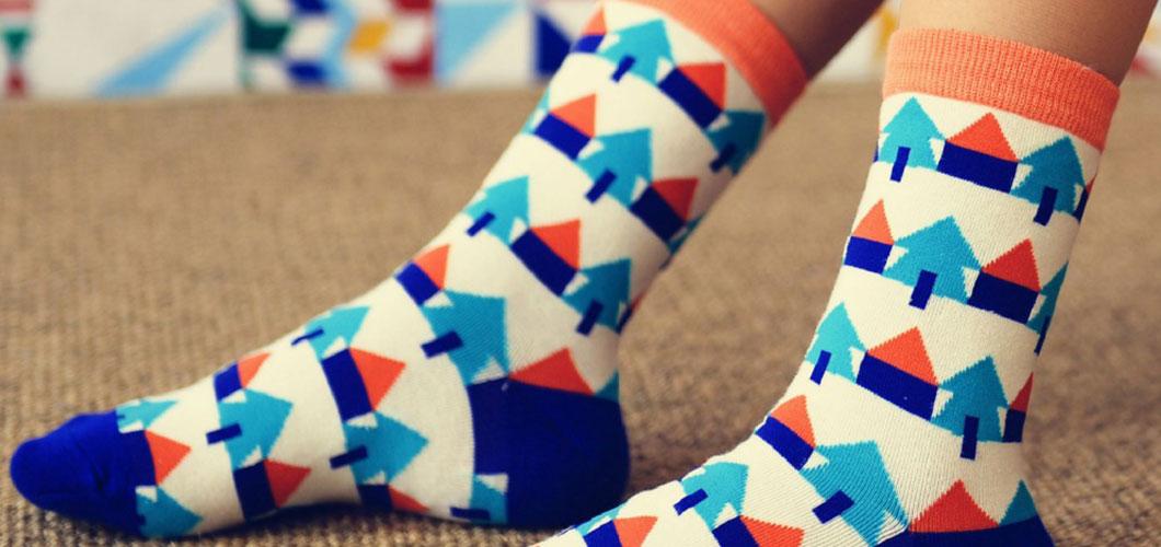 Calcetines Personalizados Estampados