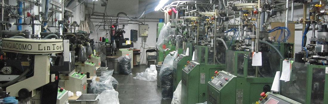 Fábrica de Calcetines en Barcelona
